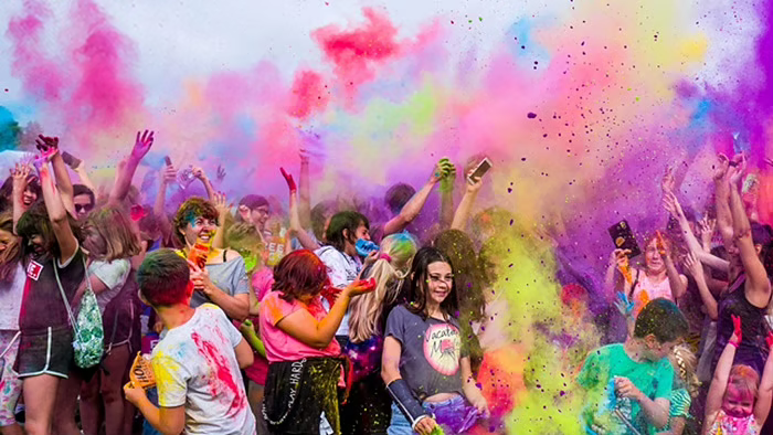 Experience the Colorful Celebrations of the Festivals