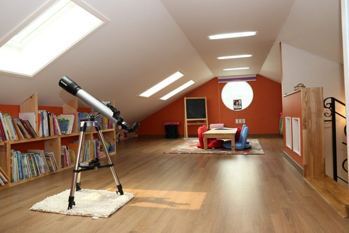 Space Conversions-How To Turn An Attic Into A Soundproof Room