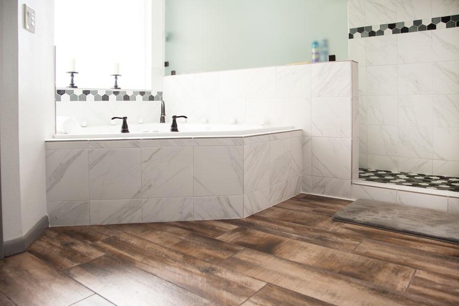 Best Flooring for the Bathroom