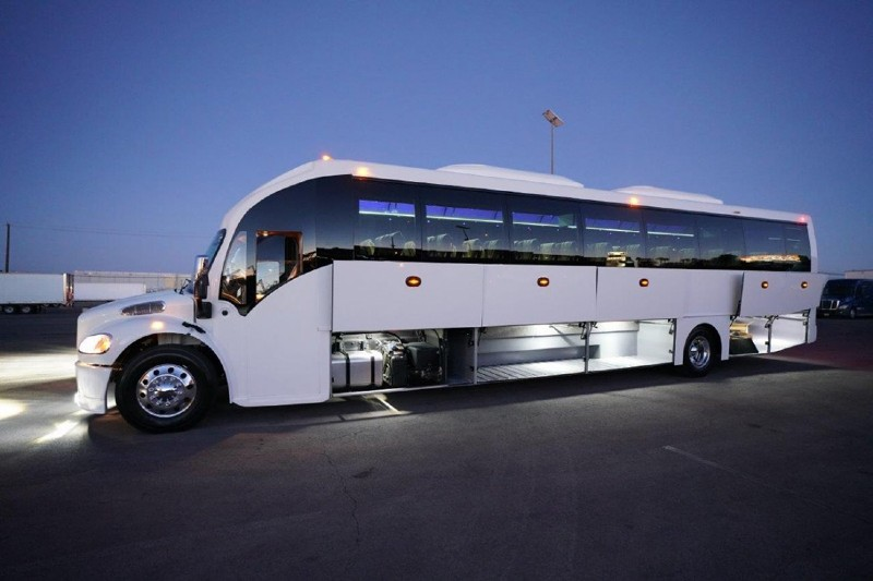 Hire Richmond Hill Party Bus On Rental